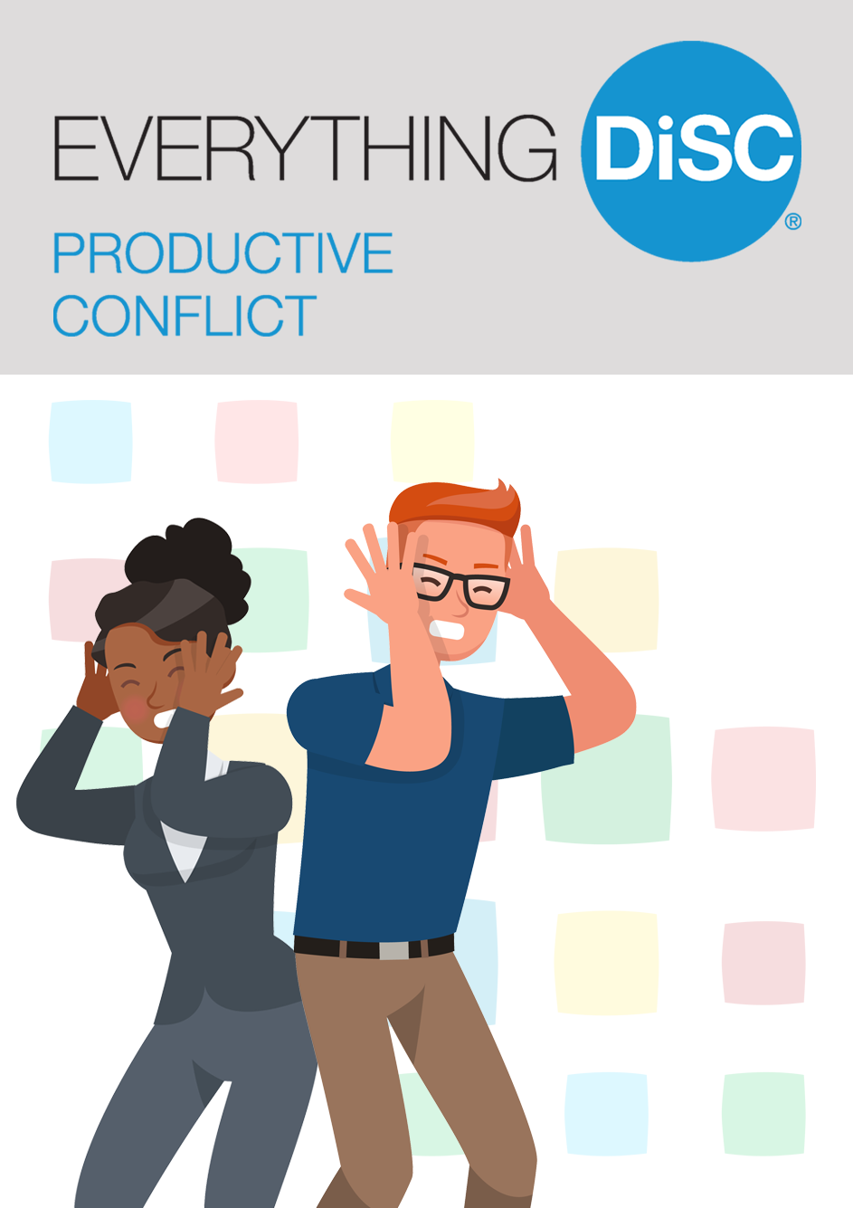 Productive Conflict Profile Sample Report